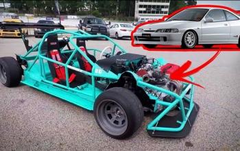 EXO Car : ถอดกระดอง -เทรนด์ใหม่ของการโมดิฟายรถยนต์