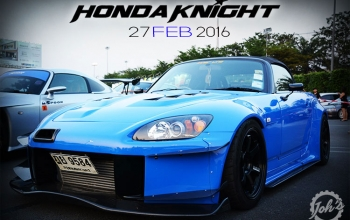 Honda Knight 2016 : รวมพลคนรัก VTEC