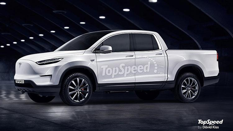 TESLA เตรียมเปิดตัว MODEL 3 รถกระบะสายพันธุ์ไฟฟ้าในปี 2019