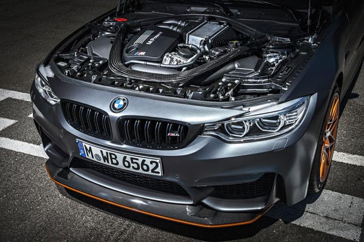 มารู้จักกับเทคโนโลยี Water Injection ใน BMW M4 GTS