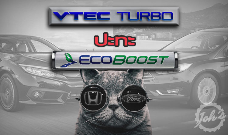 ความเหมือนที่แตกต่าง : VTEC Turbo ปะทะ EcoBoost